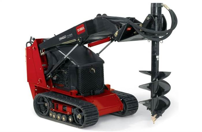 Toro Dingo Tracked Commercial Loaders