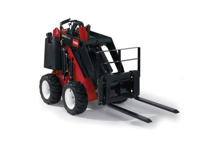 Toro Compact Utility Loader Attachments