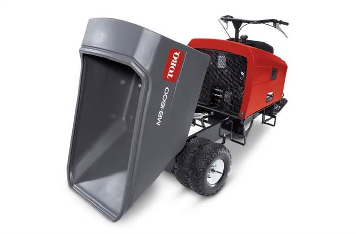 Toro Mud Buggy Commercial Debris Loaders