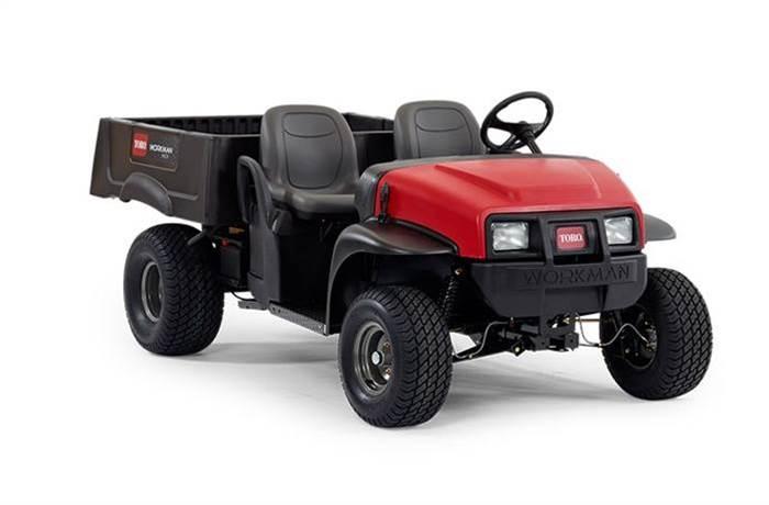 Workman Series Utility Vehicles