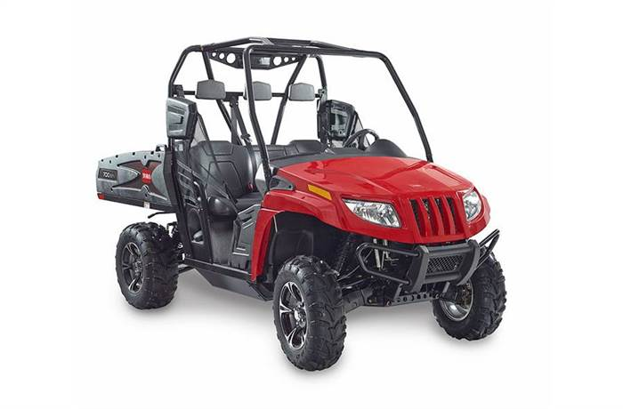 Side by Side Off Road Utility Vehicles