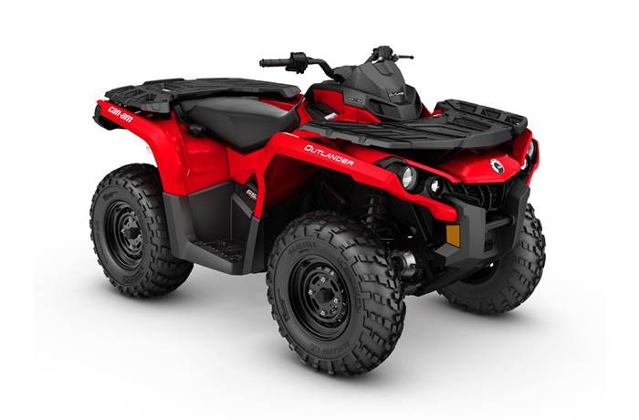 Can-Am Recreation-Utility ATVs