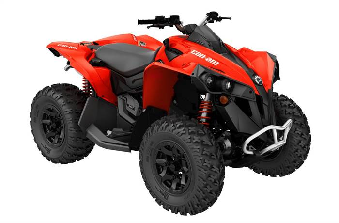 Can-Am Sport 4 X 4 ATVs