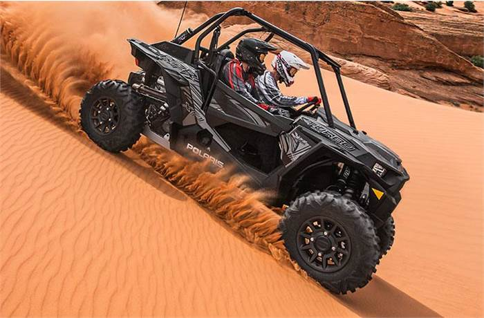 Polaris RZR Extreme Performance Side by Sides