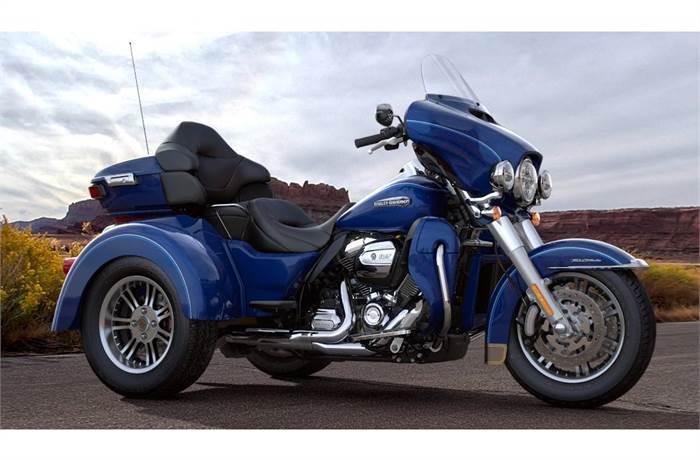 new harley-davidson® cruiser/v-twin - trike models for sale in