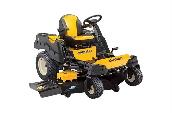 Z Force Riding Mowers