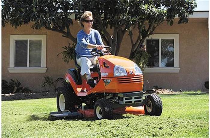 Kubota T Series Lawn Mowers