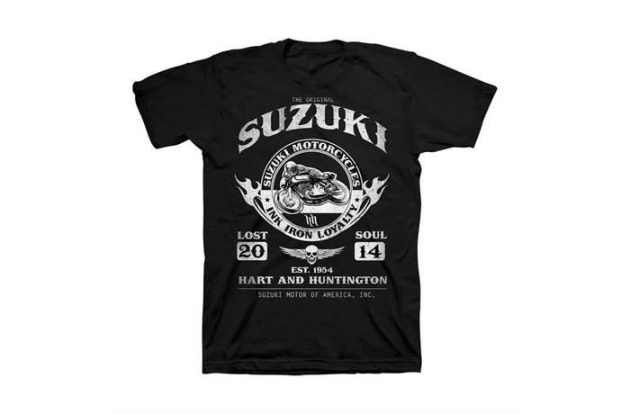 street bike t-shirts in shirts from suzuki
