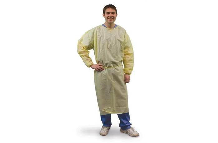 Exam Clothing in Patient Apparel