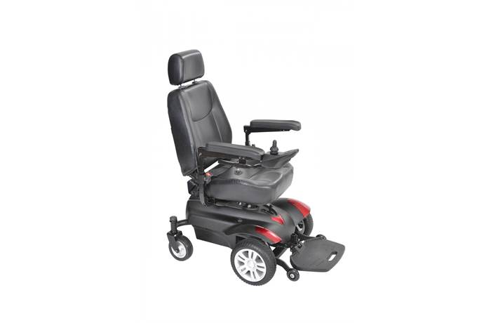 Power Wheelchairs 4 Wheel Scooters And 3 In