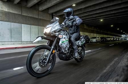 Kawasaki Dual Purpose Street Bikes