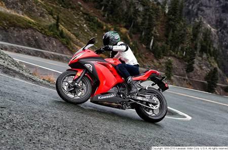 Kawasaki Sport Street Bikes