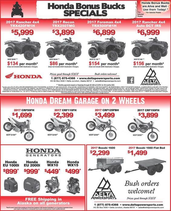 Honda May