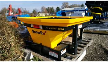 2017 SP-2000 Spreader