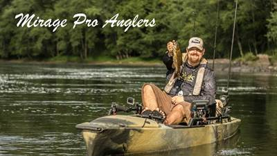 Mirage Pro Anglers