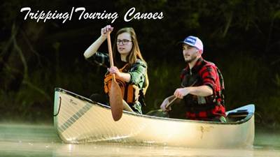 Tripping and Touring Canoes