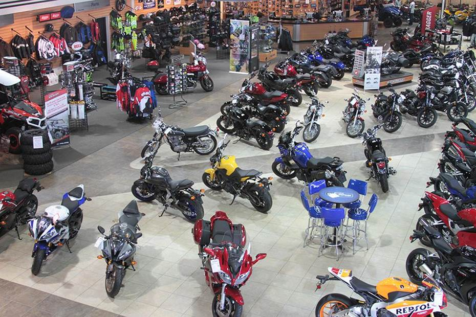 The Showroom at Cochise Motorsports