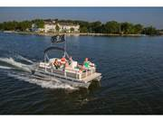 2016 20' Sweetwater SW 206 CS Cruising Pontoon