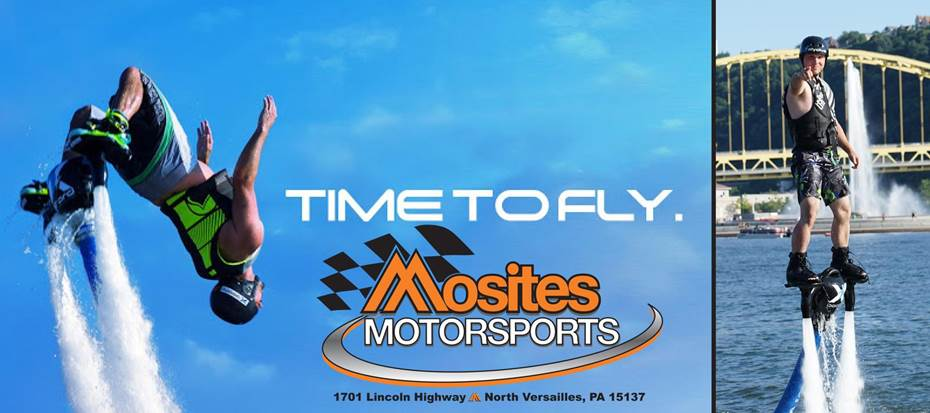Time to Fly - Mosites Motorsports