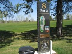 ridgeview marker for hole08