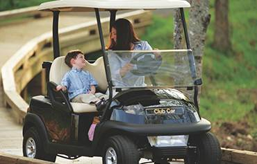 Golf Cart Rentals & Leasing