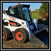 Skid Loader Repair