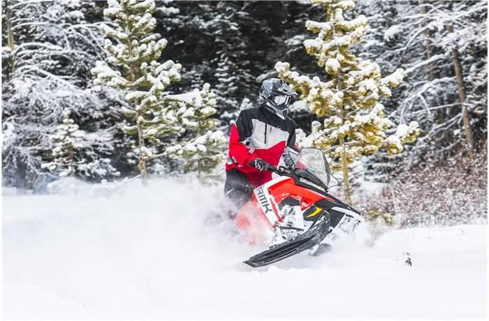Polaris RMK Snowmobiles