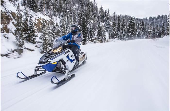 Polaris Indy Performance Snowmobiles