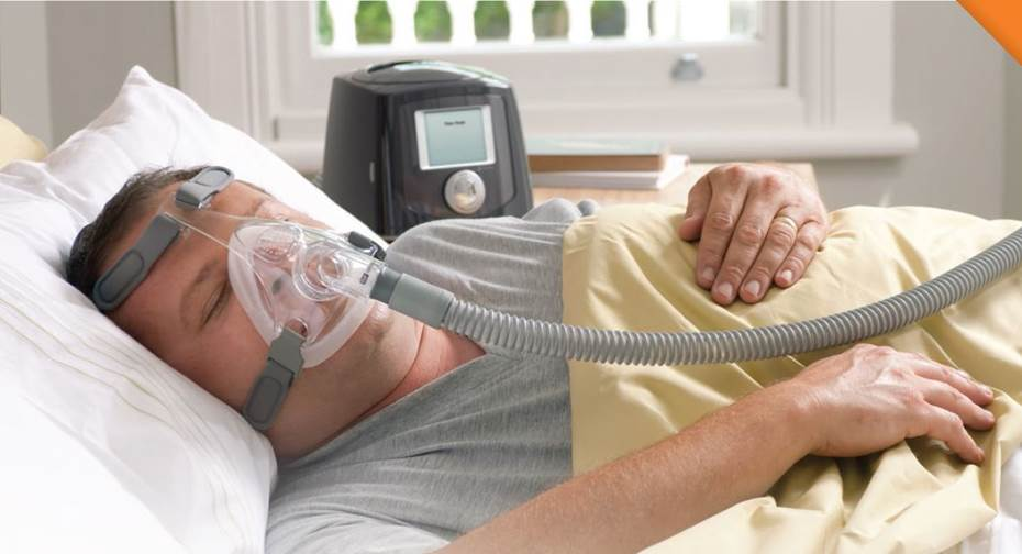 Icon and Simplus CPAP