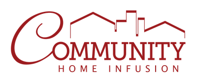 Home Infusion Red png