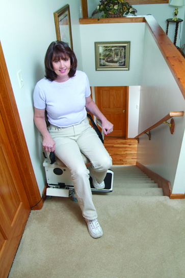 Lifestyle Harmar Stair Lift