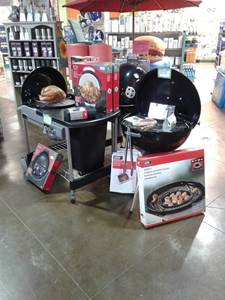 weber charcoal grills on sale for under 200