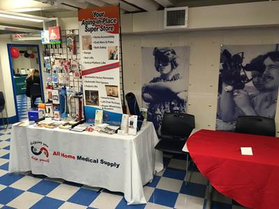 USS Midway All Home Health Fair