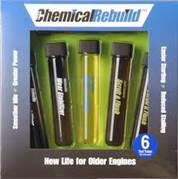 Chemical Rebuild 6 Tube Kit