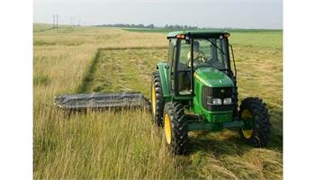 Frontier Hay Equipment and Wide-Area Mowers Inventory from