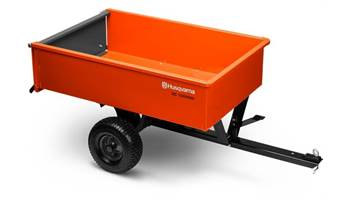 2018 12' Welded Steel Dump cart