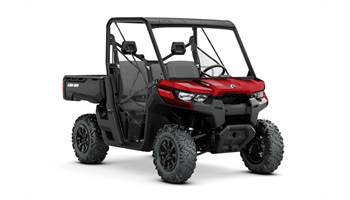 2019 Defender DPS™ HD8 - Intense Red