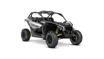 2019 Maverick™ X3 Turbo - Hyper Silver
