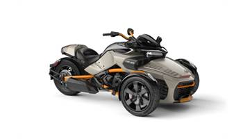 2019 Spyder® F3-S Special Series SE6
