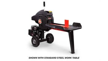2019 WR33122DMN DR RapidFire Flywheel Log Splitter With Heavy Duty Table