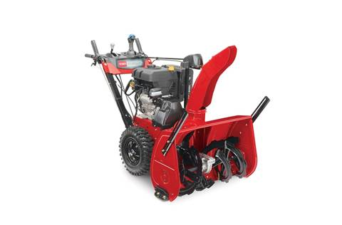 "32"" Power Max® HD 1432 OHXE Commercial 420 cc Two-Stage Electric Start Gas Snow Blower (38844)"