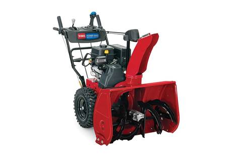 "28"" Power Max 828 OAE 252cc Two-Stage Electric Start Gas Snow Blower (38838)"