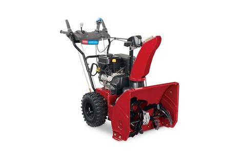 "24"" Power Max® 824 OE 252cc Two-Stage Electric Start Gas Snow Blower (37798)"