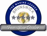 The Marine Leader Burnswick. Five-Star Dealer