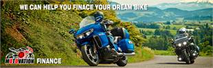 We can help you finance your dream bike!