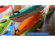 Hurricane Kayaks Santee 126 Display 2