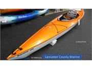 Hurricane Kayaks Santee 126 Mango Display 1