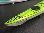 Hurricane Kayaks Sojourn 146 Green On Display 2