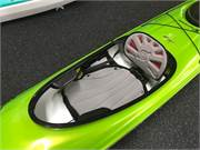 Hurricane Kayaks Sojourn 146 Green On Display 4