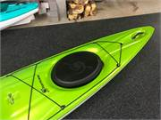 Hurricane Kayaks Sojourn 146 Green On Display 5